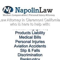 Photo taken at The Napolin Law Firm by Alexander N. on 3/10/2015