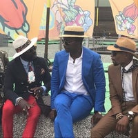 Photo taken at PITTI IMMAGINE UOMO by Anteprima m. on 6/17/2017