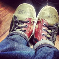 Photo taken at West Seattle Bowl by Caylee B. on 11/18/2012