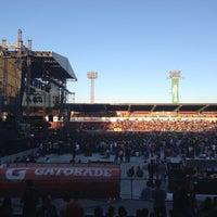 Foto tomada en Estadio 3 de Marzo por Marce A. el 4/13/2013