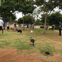 Photo taken at Cachorródromo Parque Da Juventude by Erika M. on 2/4/2018