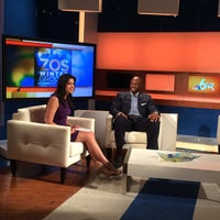 Photo taken at NBC 6 South Florida by COCOACHiC P. on 12/16/2014