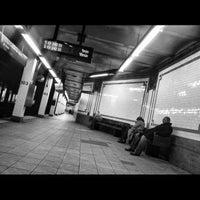 Photo taken at MTA Subway - 103rd St (1) by Rodrigo R. on 4/22/2013