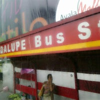 Photo taken at Guadalupe Bus Stop (Southbound) by Rhon L. on 7/3/2013
