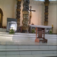 Photo taken at St. Peter's Parish by Edurand G. on 2/1/2013