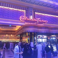 Photo taken at The Cheesecake Factory by Hamad A. on 11/26/2012