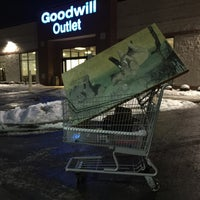 Photo taken at Goodwill Thrift Store (The Outlet) by Sandra J. on 12/31/2017