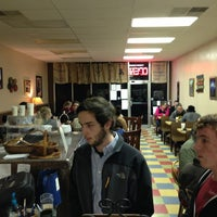 Photo taken at The Getaway Coffeehouse Cafe by Wilson H. on 2/2/2013