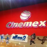 Photo taken at Cinemex by Luis U. on 6/23/2013