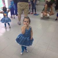Photo taken at Escola Vila Monteiro Lobato by Eliane P. on 12/7/2013