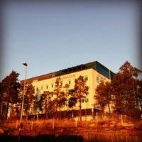 Photo taken at Oracle Finland Oy by Joonas L. on 11/13/2012