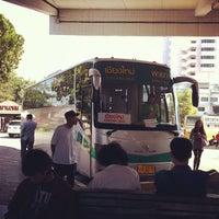 Photo taken at Phayao Bus Terminal by Tawatchai T. on 1/20/2013