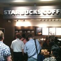 Photo taken at Starbucks B15 Term 4 by Bill K. on 5/15/2013