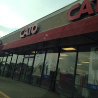 Photo taken at Cato by Corey T. on 7/21/2013
