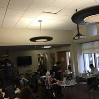 Photo taken at Computer Science Lounge - Columbia University by Yang S. on 3/4/2016