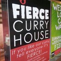 Photo prise au Fierce Curry House par KW K. le3/6/2013