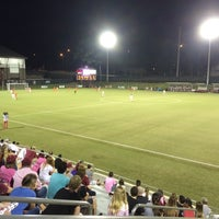 Photo taken at The Seminole Soccer Complex by Matt P. on 10/10/2014
