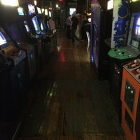 Photo taken at Barcade by Farid L. on 6/17/2014
