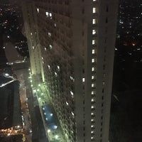Photo taken at Hotel Santika Depok by Muhammad A. on 6/12/2017
