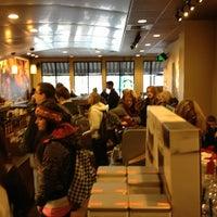 Photo taken at Starbucks by Joy M. on 1/22/2013
