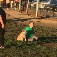 Photo taken at Dougherty Hills Dog Park by Thomas V. on 8/11/2016