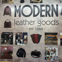 Photo taken at Modern Leather Goods & Repair by Mody P. on 8/20/2015