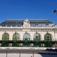 Photo taken at Gare de Lyon-Brotteaux by Augusto S. on 4/20/2017