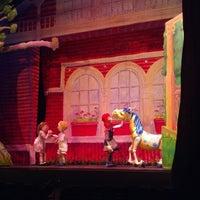 8/25/2013 tarihinde Nancy K.ziyaretçi tarafından Swedish Cottage Marionette Theatre'de çekilen fotoğraf