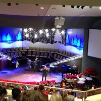 Photo taken at Grace Chapel by Nancy K. on 12/24/2014