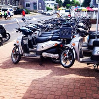 Photo taken at Aldo's Bike Rental by Nancy K. on 8/28/2014