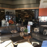 Great Photo Taken At Ashley Furniture HomeStore By Nancy K. On 2/19/2017 ...