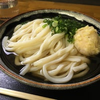 Photo taken at 白川うどん by runride88 on 4/29/2017