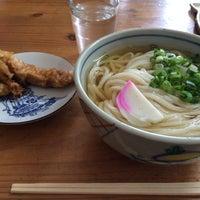 Photo taken at 山神うどん by runride88 on 5/30/2015