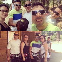 Photo taken at Forestal Park by Javier R. on 6/21/2015