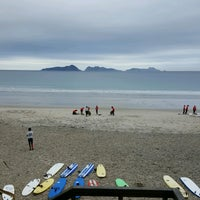Photo taken at Patos Surf Galicia by Nuria F. on 1/4/2017