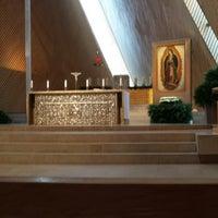 Photo taken at Iglesia San Josemaria by MRL on 6/11/2013