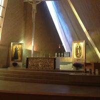 Photo taken at Iglesia San Josemaria by MRL on 3/12/2013