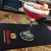 Photo taken at Ahmet's Turkish Restaurant by Pru M. on 4/5/2016