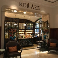 Photo taken at Kollázs by Neval Beyza K. on 12/14/2017