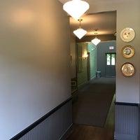 Photo taken at The Porches Inn at Mass Moca by Kellan E. on 7/31/2017