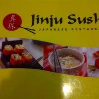 Photo taken at Jinju Sushi by Deanna G. on 5/17/2012
