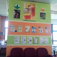 Photo taken at Nutrition Club UMS by Jane E. on 4/3/2013