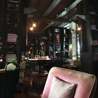 Photo taken at The Living Room at Park Hyatt by Philia s. on 2/13/2018