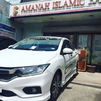 Photo taken at Amanah Islamic Bank by Norsie C. on 9/13/2017