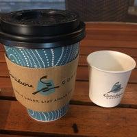 Das Foto wurde bei Caribou Coffee von siwi a. am 7/8/2018 aufgenommen
