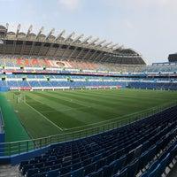 Photo taken at Daejeon Worldcup Stadium by Поволжский 👑 on 7/2/2017