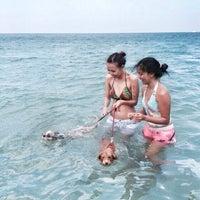 Photo taken at Marine Base Ternate Beach Resort by Audrey Shane A. on 3/18/2014