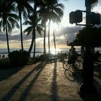 Photo taken at Hyatt Place Waikiki Beach by Michael on 9/21/2012