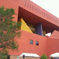 Photo taken at San Antonio Central Library by Claudia S. on 4/13/2013