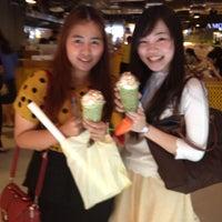 Photo taken at Hokkaido Sweet by aomlette * on 5/10/2013